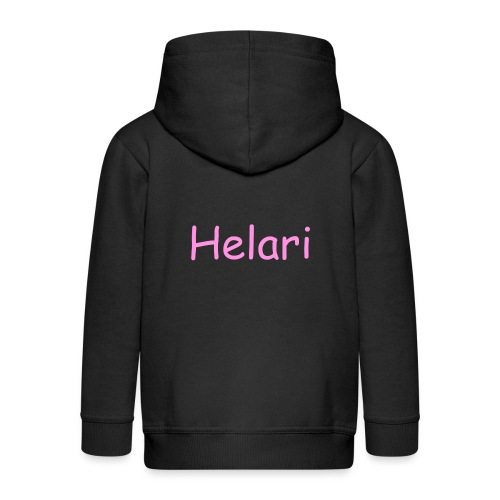 Helari Merch - Lasten premium hupparitakki