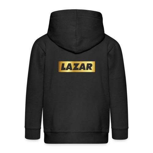 00396 Lazar dorado - Chaqueta con capucha premium niño