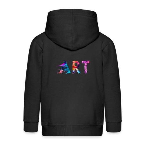 Art - Veste à capuche Premium Enfant