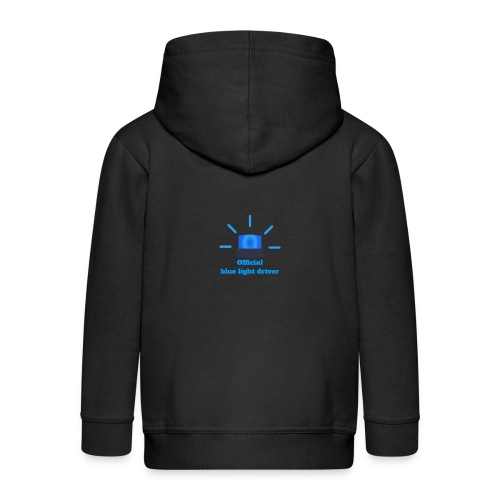 Blue light driver - Kinder Premium Kapuzenjacke