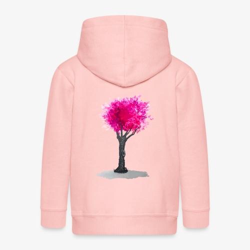Tree - Kids' Premium Zip Hoodie