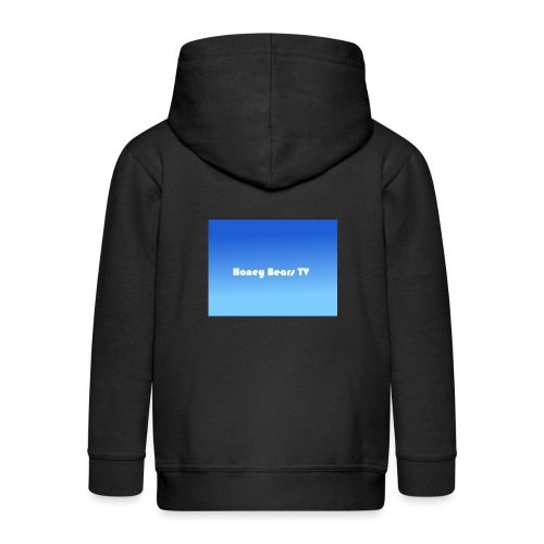 Honey Bears TV Merch - Kids' Premium Hooded Jacket