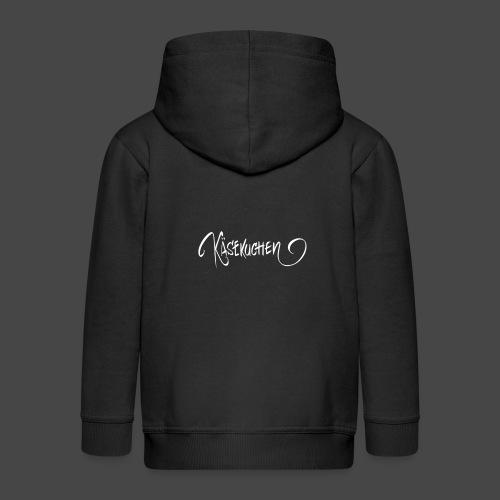 Name only - Kids' Premium Hooded Jacket