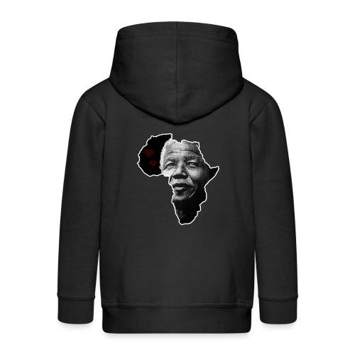 Nelson Mandela Love - Premium-Luvjacka barn