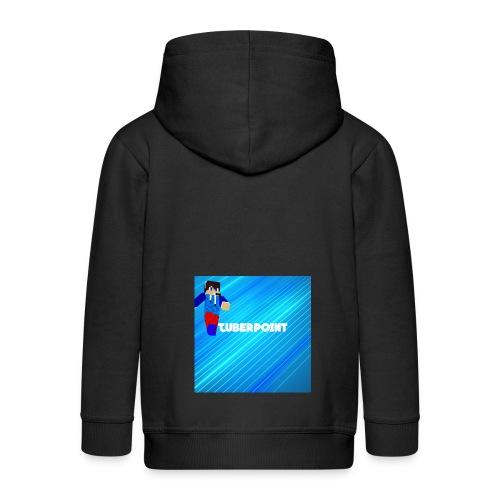 Tuberpoint - Kids' Premium Zip Hoodie