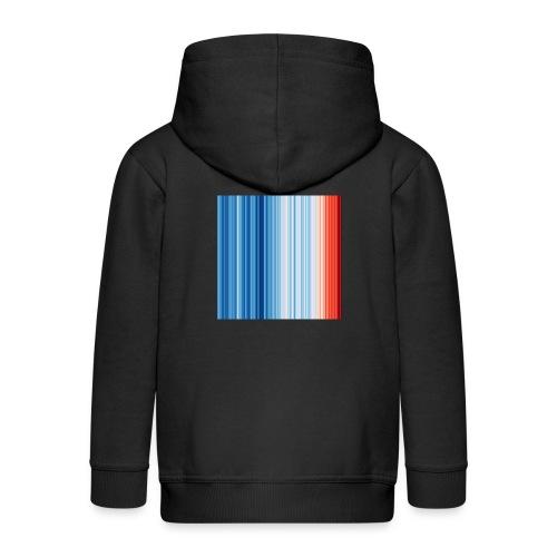 Show Your Stripes - Kinder Premium Kapuzenjacke