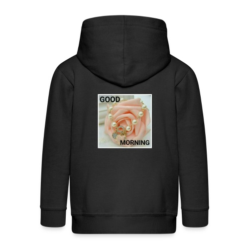 IMG 20180310 WA0014 - Kids' Premium Zip Hoodie