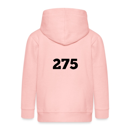 275 - Kids' Premium Zip Hoodie