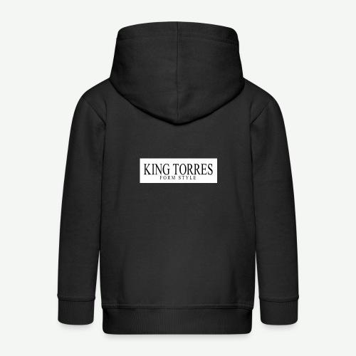 king torres - Chaqueta con capucha premium niño