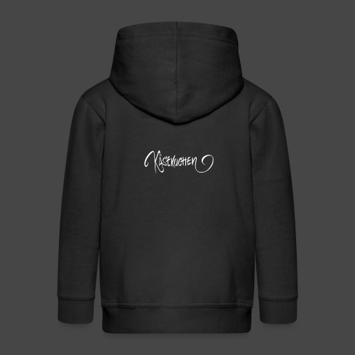 Name only - Kids' Premium Zip Hoodie