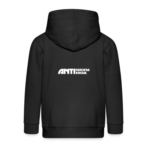 Antifaso_vit - Premium-Luvjacka barn