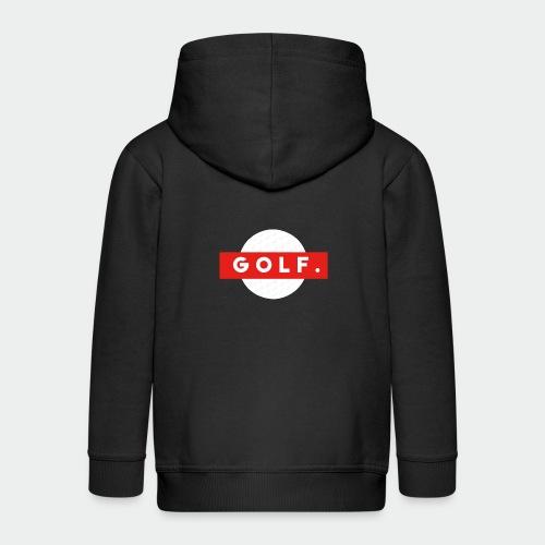 GOLF. - Veste à capuche Premium Enfant