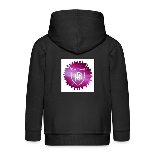 Hustler Brand - Veste à capuche Premium Enfant