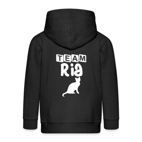 Team Ria - Kids' Premium Hooded Jacket