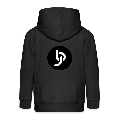 bassjammers_black - Kids' Premium Zip Hoodie
