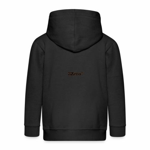 5ZERO° - Kids' Premium Zip Hoodie