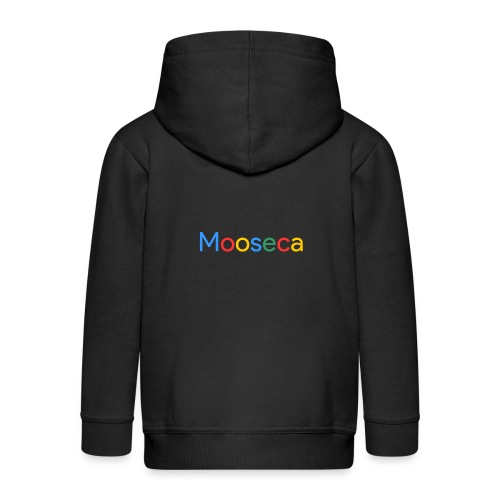 Mooseca - Felpa con zip Premium per bambini