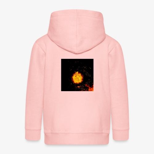 FIRE BEAST - Kinderen Premium jas met capuchon