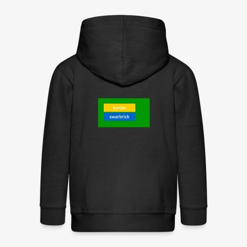 t shirt - Kids' Premium Zip Hoodie