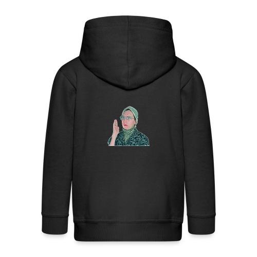 madam1 - Kids' Premium Zip Hoodie