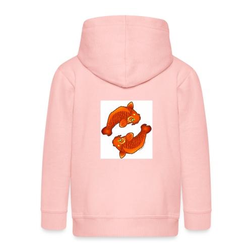 carpe - Veste à capuche Premium Enfant