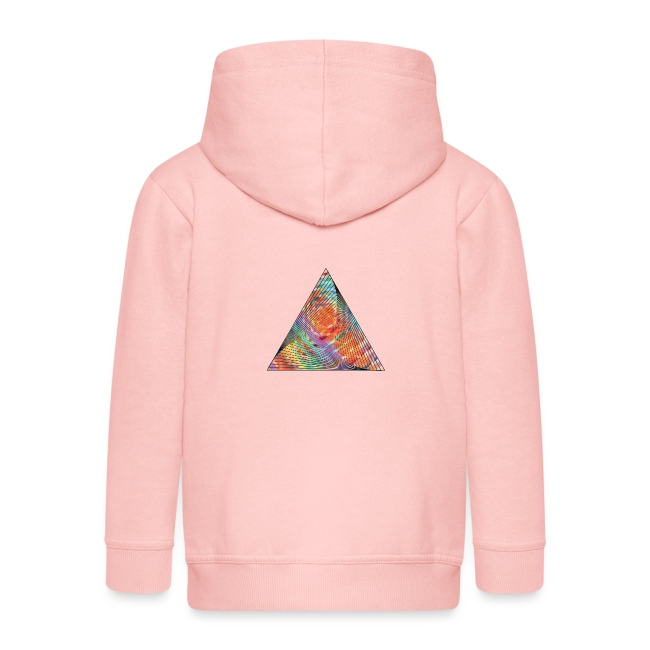 Triangle of twisted color
