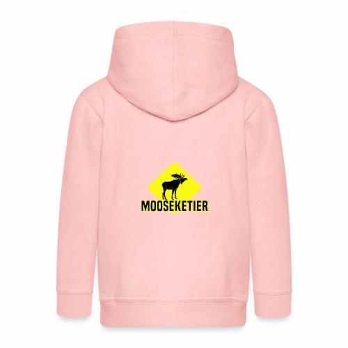 Moosketier - Kinderen Premium jas met capuchon