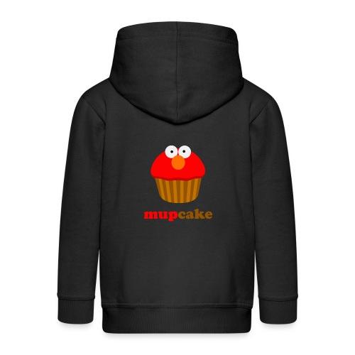 mupcake elmo - Kinderen Premium jas met capuchon
