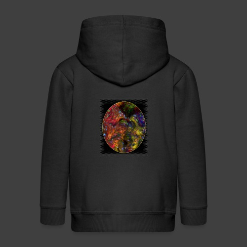 Who will arrive first - Kids' Premium Hooded Jacket