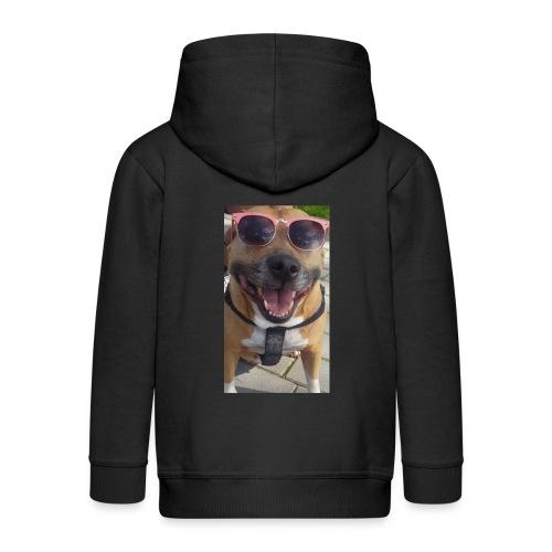 Cool Dog Foxy - Kinderen Premium jas met capuchon