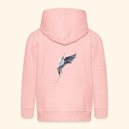 Weißschwanz Tropenvogel - Kinder Premium Kapuzenjacke