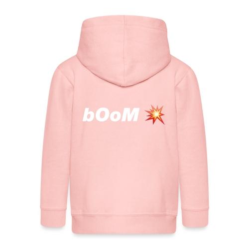 bOoM - Kids' Premium Zip Hoodie