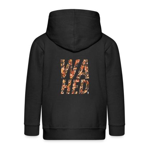 WAHED2 - Kinderen Premium jas met capuchon