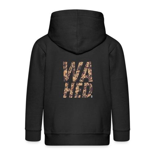 WAHED3 - Kinderen Premium jas met capuchon
