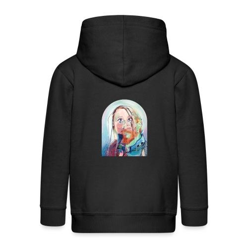 holy g - Kinderen Premium jas met capuchon