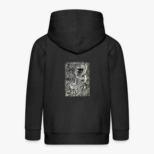 Unfixed Profile - Kids' Premium Zip Hoodie