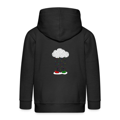 Sweet rain - Chaqueta con capucha premium niño