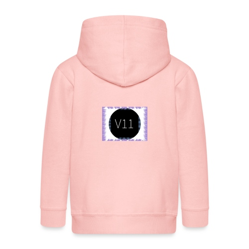 V11's first clothes - Premium-Luvjacka barn