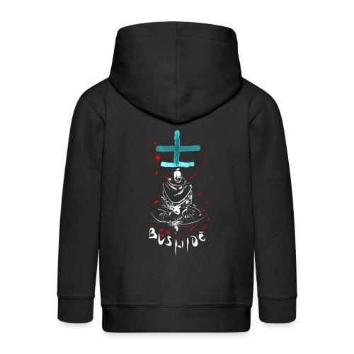 Bushido - Der Weg des Kriegers - Kids' Premium Zip Hoodie