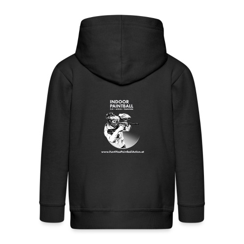 F4Y19 10 T Shirts light - Kinder Premium Kapuzenjacke