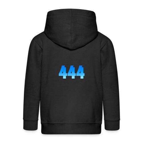 444 annonce que des Anges vous entourent. - Veste à capuche Premium Enfant