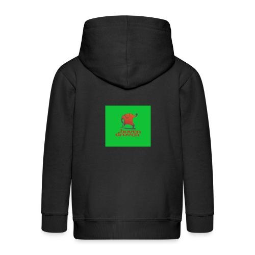 Slentbjenn Knapp - Kids' Premium Zip Hoodie
