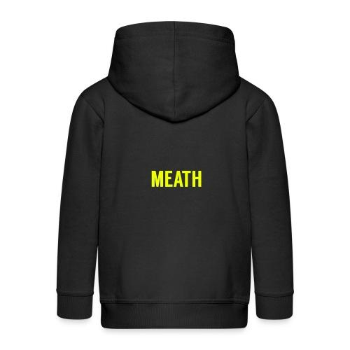 MEATH - Kids' Premium Zip Hoodie
