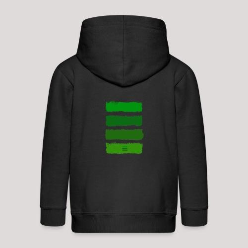MK 22 - Kids' Premium Zip Hoodie