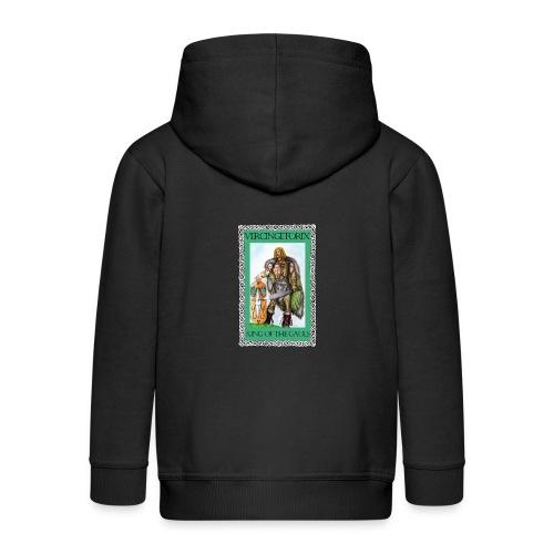 Vercingetorix - Kids' Premium Zip Hoodie
