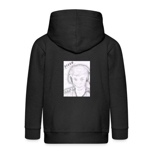 WIEK jpg - Kids' Premium Zip Hoodie