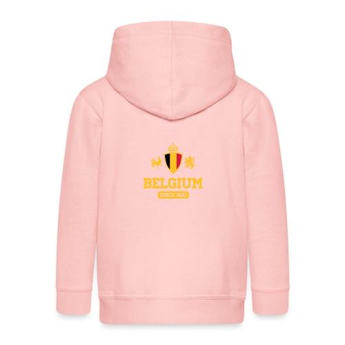 depuis 1830 Belgique - Belgium - Belgie - Veste à capuche Premium Enfant