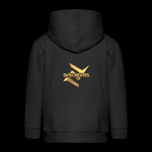 SVN Shirt logo 2 png - Kinderen Premium jas met capuchon
