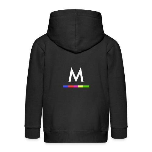 Metro - Chaqueta con capucha premium niño