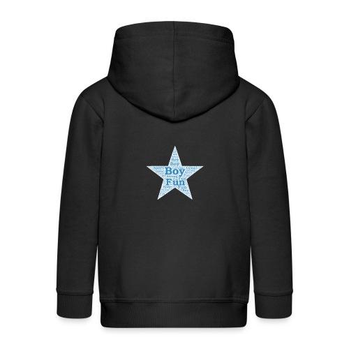 A star is born - Kinderen Premium jas met capuchon
